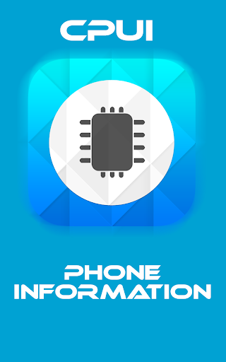 CPUi - Phone Information