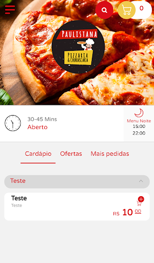 Paulistana Pizzaria e Churrascaria for PC