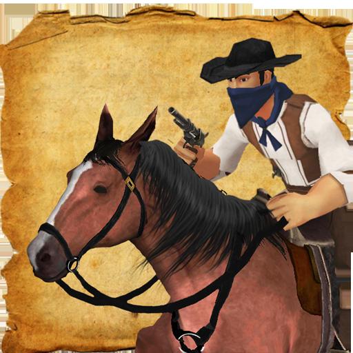 Guns Combat :Horse Rider