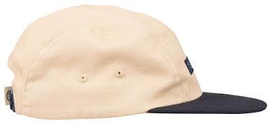 Teravail 5 Panel Baseball Cap - Khaki, Navy alternate image 1