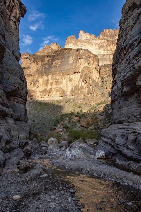 Wadi Ghul, Oman