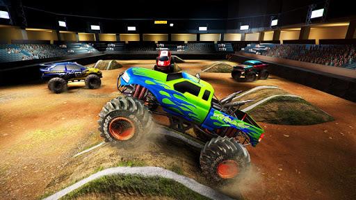 Monster Truck Derby Destruction Simulator 2020 modavailable screenshots 4