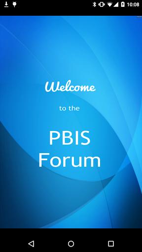 PBIS Forum