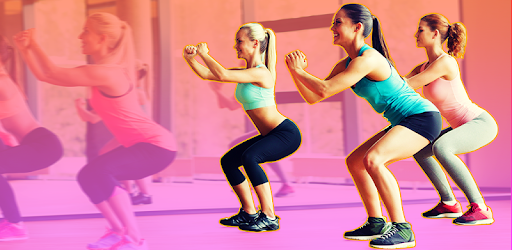Zumba Fitness Gewichtsverlust Übung