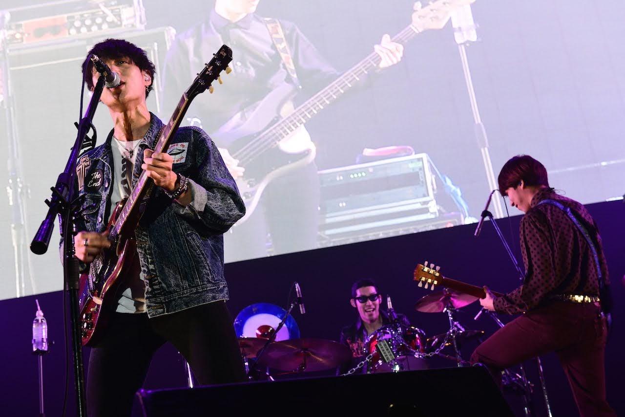 【迷迷現場】COUNTDOWN JAPAN 18/19 go!go!vanillas 「借助大家的洪亮聲音,把他(長谷川プリティ敬祐)給吵醒吧!!」