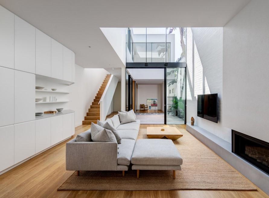 10 Desain Dan Tips Interior Ruang Tamu Terbaru 2020 Cocok Untuk Milenial