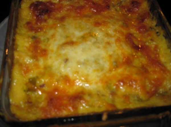 Green Chili Pie Recipe