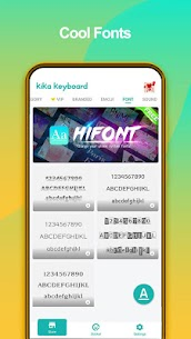 Kika Keyboard 2020 – Emoji Keyboard, Stickers, GIF 5