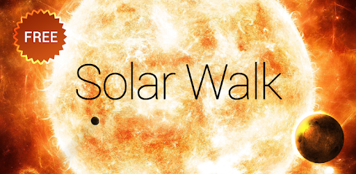 Solar Walk Free - Explore the Universe and Planets - Apps on