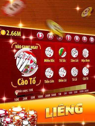 Liu00eang - Cu00e0o tu1ed1 -  u0110u00e1nh bu00e0i offline CLUB 1.0 2