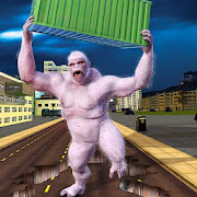 Wild Gorilla Attack City Revenge