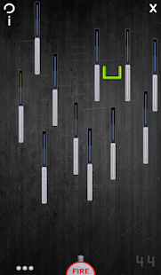 Underover - puzzle ball game screenshot