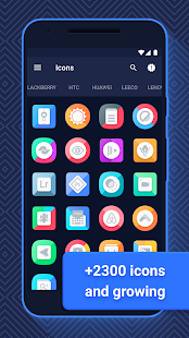 Corvy - Icon Pack ( Max Patchs ) Screenshot