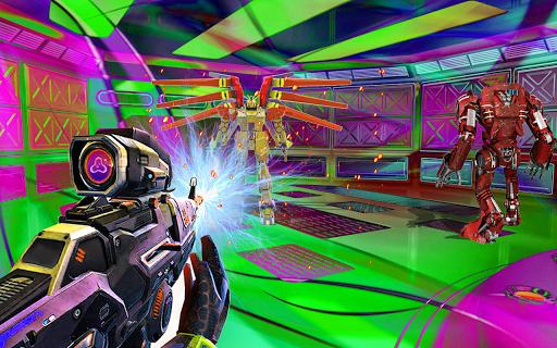 Robots de guerre de l'espace  captures d'écran 5