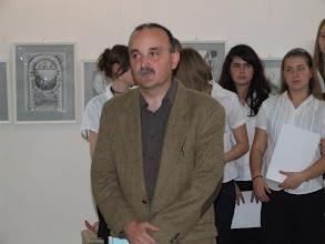 Photo: Ferencz Attila, a Vigadó művelődési ház igazgatója