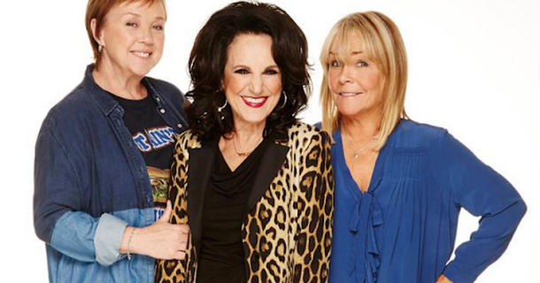 Birds of a Feather pay tribute to Linda Robson