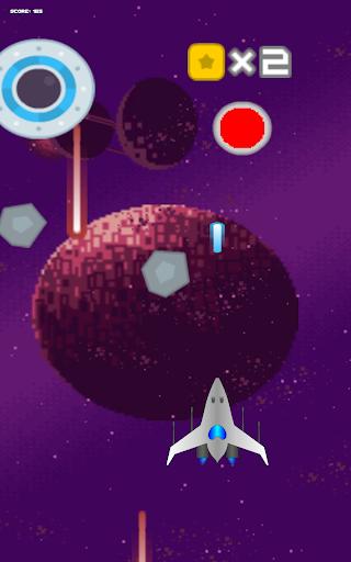 Space Fighter - Galaxy Shooter 2D apkdebit screenshots 9