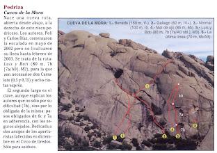 Photo: LA PEDRIZA - Cueva de la Mora (DNL 198 - 2003