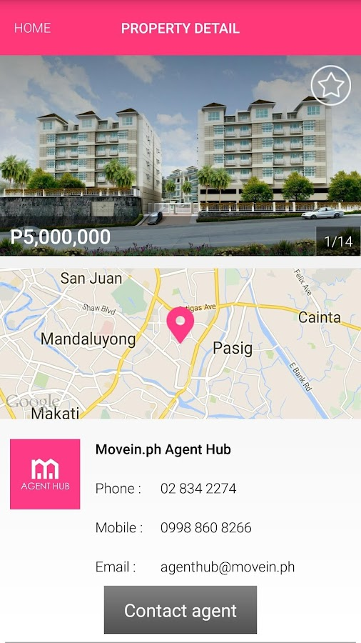 Movein.ph- screenshot