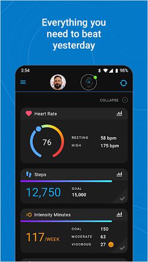 Garmin Connect™ screenshot 1