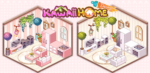 Kawaii Home Design Decor Fashion Game Apps On Google Play
