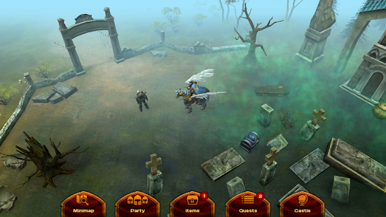Lords of Discord: Turn Based Strategy RPG 7