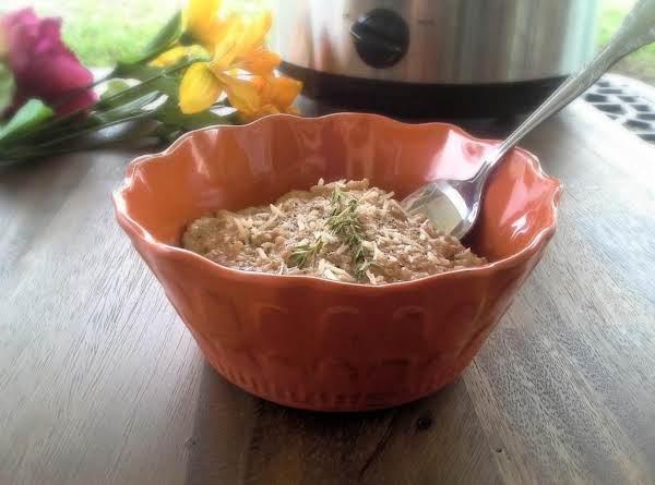 Slow-cooker Mushroom And Chicken Quinoa Recipe