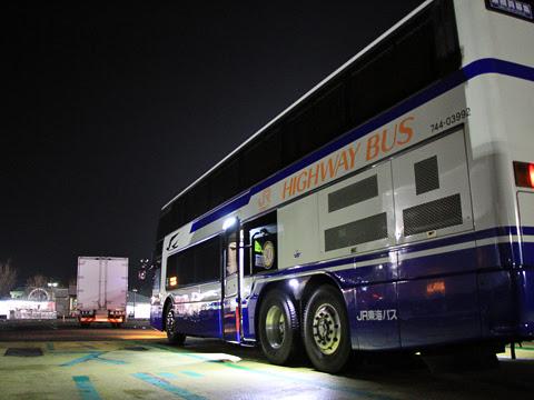JR東海バス「ドリームなごや1号」 ・918_11 浜名湖SAにて_02