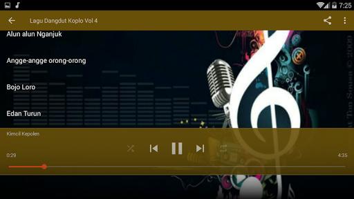 لقطات شاشة Lagu Dangdut Koplo Terbaru 9