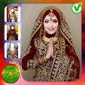 Indian Wedding Hijab Editor icon
