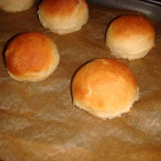 Crusty Bread Rolls.