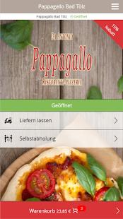 Pappagallo Bad Tölz - náhled