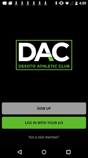 DAC Fitness- screenshot thumbnail