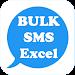 Bulk SMS Send Using Excel Icon