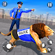 Download Police Lion Chase Simulator For PC Windows and Mac