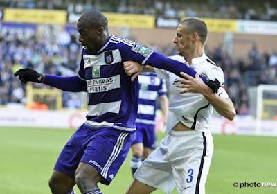Opmerkelijke naam valt bij Anderlecht...: Okaka