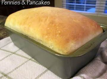 Grandma's Country White Bread
