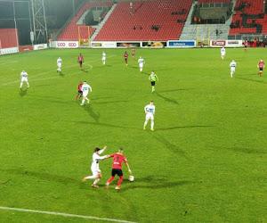 Le RFC Seraing déplace un de ses matchs