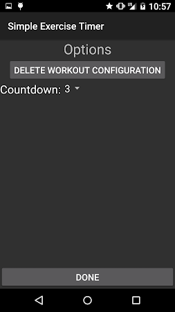 Simple Exercise Timer 1.0.1 screenshot 166547