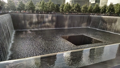 Photo: Twin Towers (9/11) Memorial