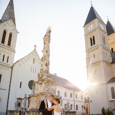 Wedding photographer Krisztina Farkas (krisztinart). Photo of 28.08.2019