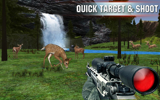 Stag Deer Hunting 3D 2.1 screenshots 4