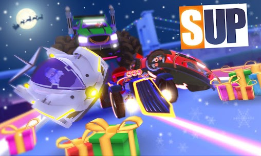 SUP Multiplayer Racing MOD Apk 1.5.3 1