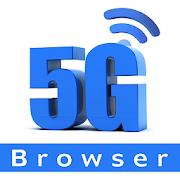 5G Speed Browser : High Internet Browser