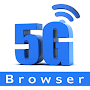 5G Speed Browser : High Internet Browser APK icon