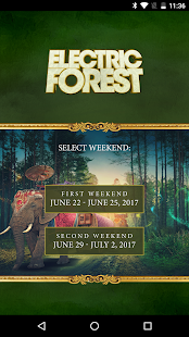Electric Forest Festival- screenshot thumbnail