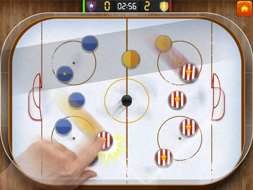 Ice Hockey League FREE screenshots 1