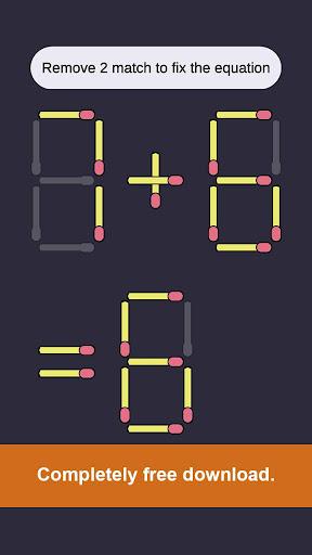 Matchstick Puzzles 1.0 14