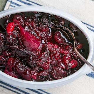 Cranberries with Beets and Cardamom Recipe