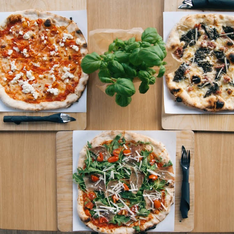 Prosto (pizza i piwo) - Pizzeria w: Sopot